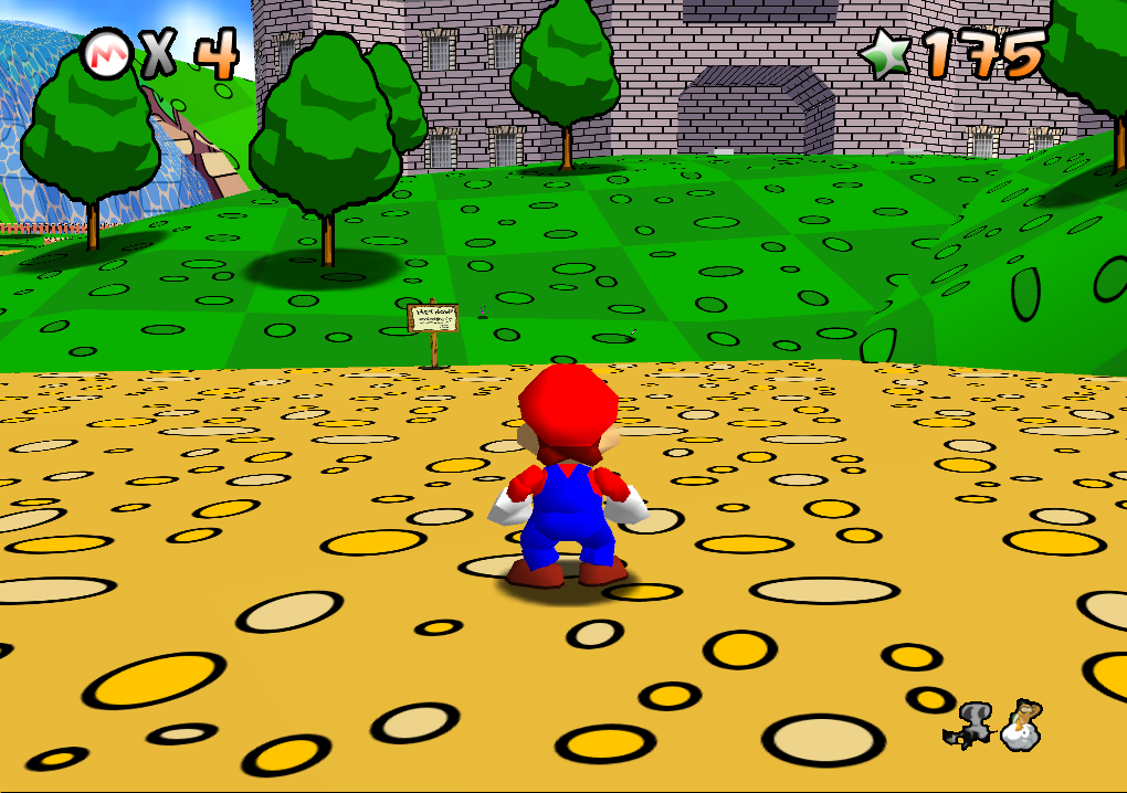 N64 Texture Enhancement Projects/Packs - Biased Video Gamer Blog