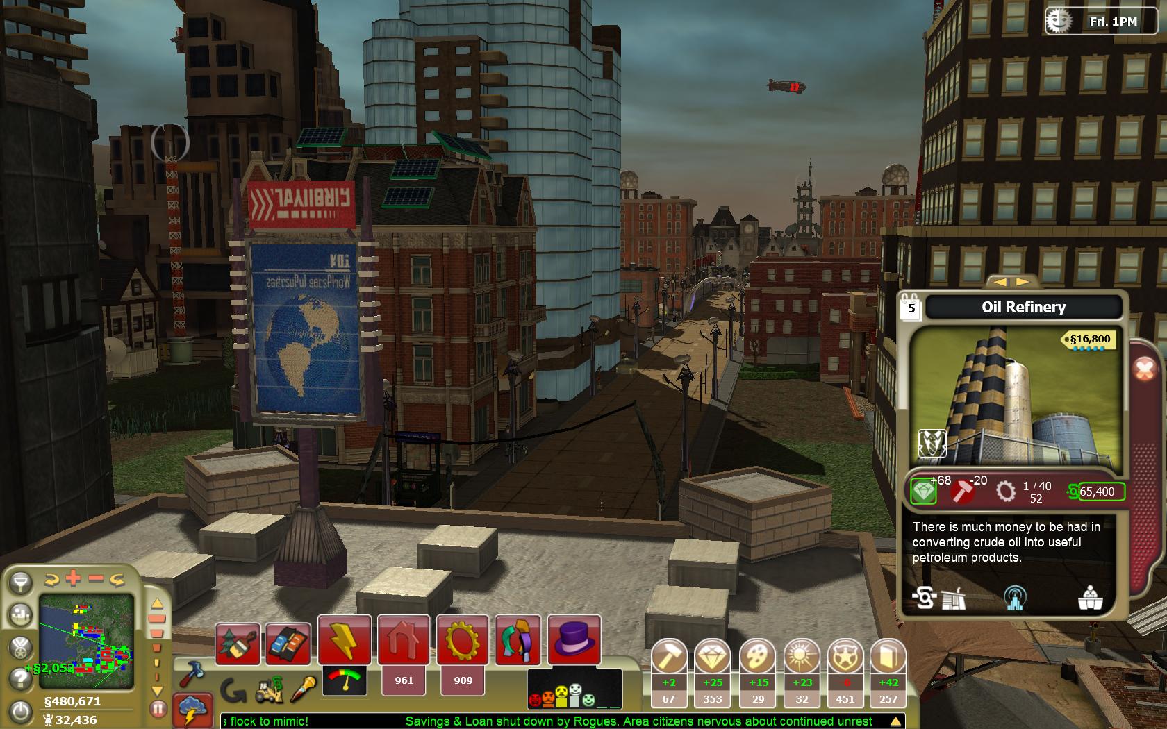 Simcity Societies Review (PC) - Biased Video Gamer Blog