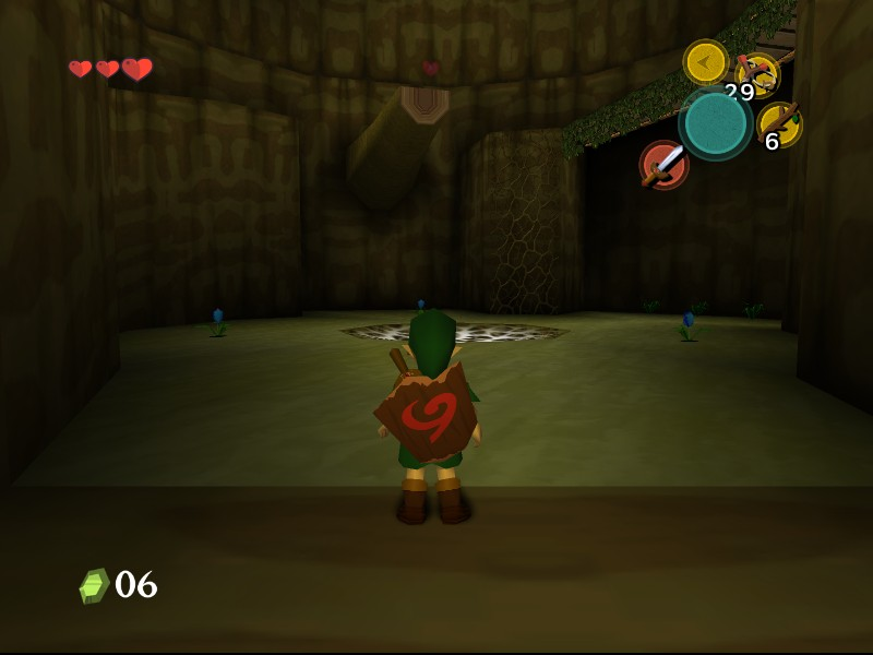 Biased Video Gamer Blog: N64 Texture Enhancement Projects/Packs