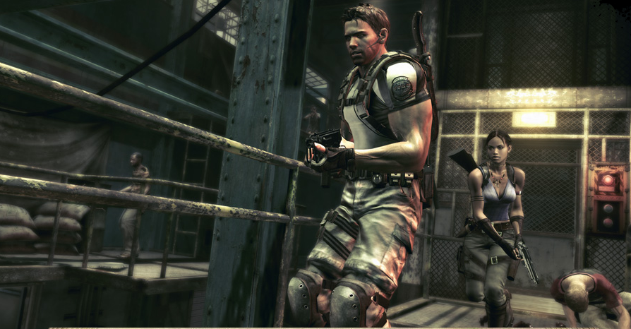 Racist Resident Evil 5 Ps3 Review Biased Video Gamer Blog