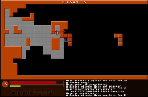 DungeonFall_GitHub_Game_Off_II_2013.png
